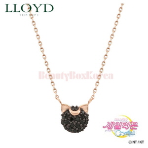 LLOYD Luna & Artemis Necklace 1ea LNT18129T  [LLOYD x Sailor Moon]